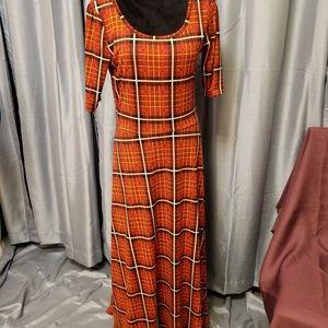 💥100% Lowest💥LuLaRoe Ana Dress